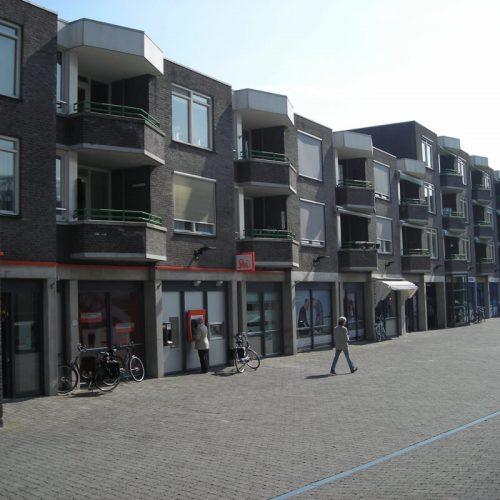 Commerciele ruimten en appartementen Leerdam